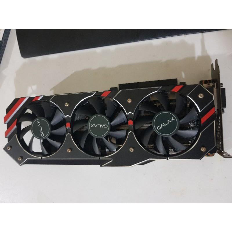 gtx980ti 6gb 3 fans, good condition