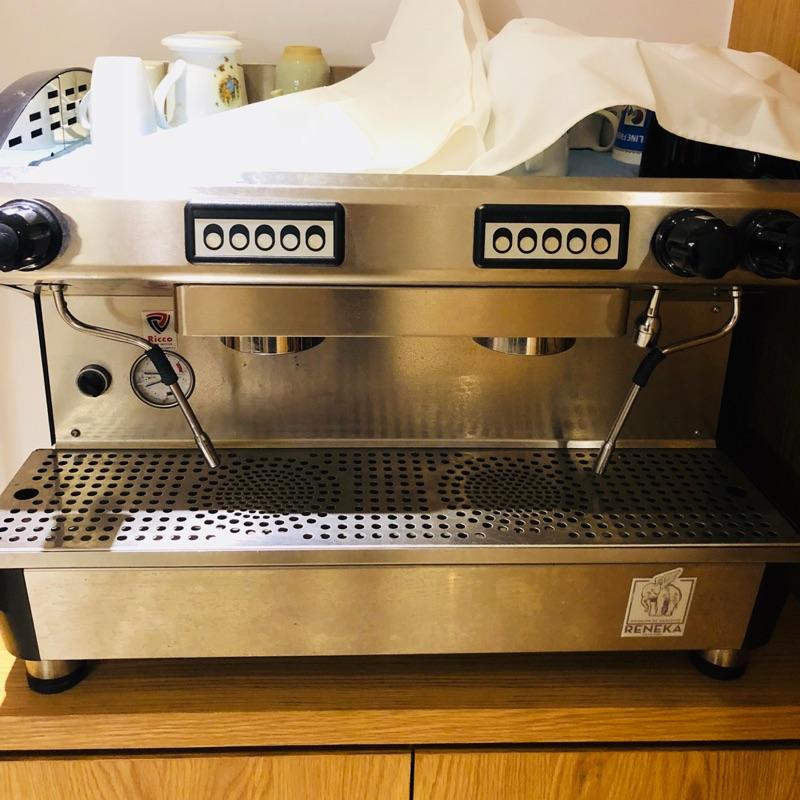 二手營業用半自動咖啡機(新竹、限自取)