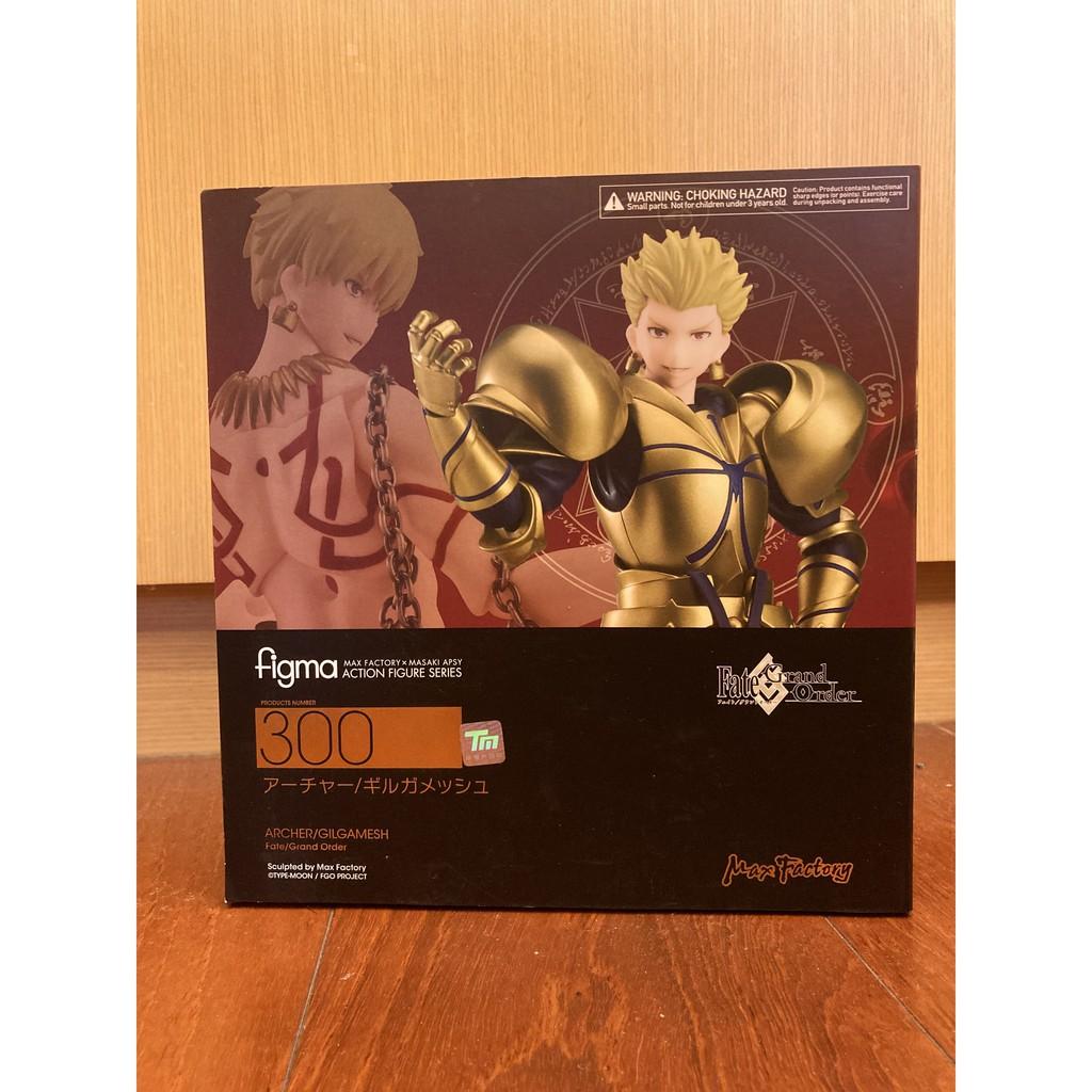 (全新品) Figma 300 Fate FGO Archer 吉爾伽美什 英雄王