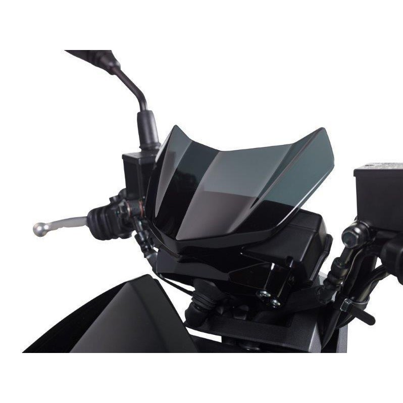 Force155 燻黑小風鏡 裝飾風鏡 摩多堂 典雅黑