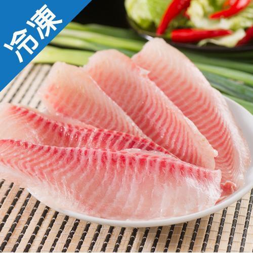 【台灣嚴選】超爽口鮮切鯛魚腹片1包(400g±5%【愛買冷凍】