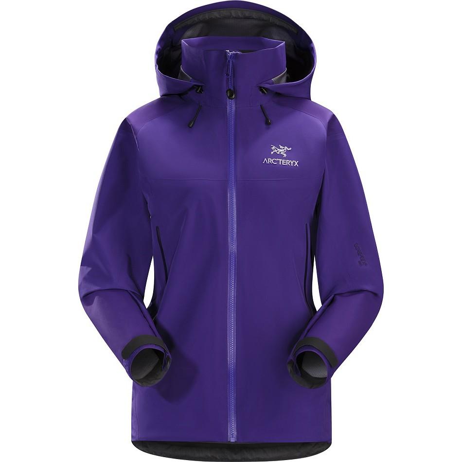 特價 Arcteryx 始祖鳥 登山風雨衣/防水透氣GTX外套20319 Beta AR 女 杜鵑花紫