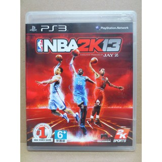 PS3 NBA 2K13 (英文版) 二手 桃園市