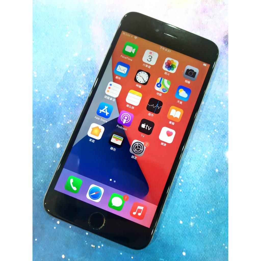 iPhone 6S PLUS 64G 5.5吋 銀色 美國版 #二手機 #勝利店 90606