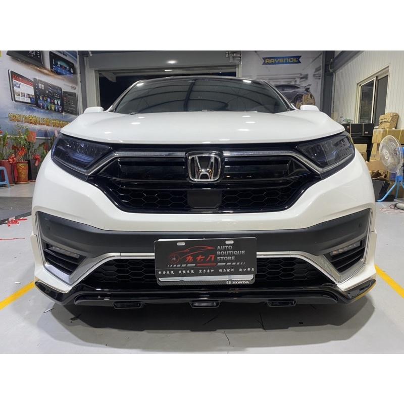 九七八汽車精品 CRV5.5 5.5代 CRV 最新 最夯 JS MD 空力套件 前 側 後 台灣 雙色烤漆 完整直上!