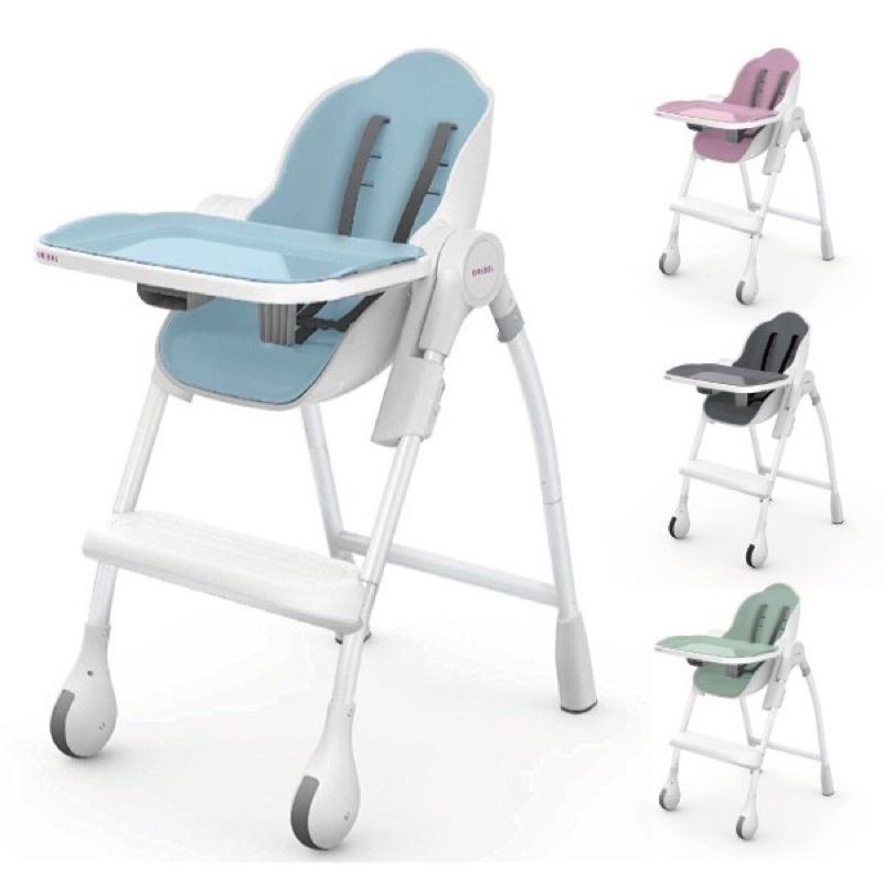 (二手)新加坡Oribel成長型餐椅+餐椅墊