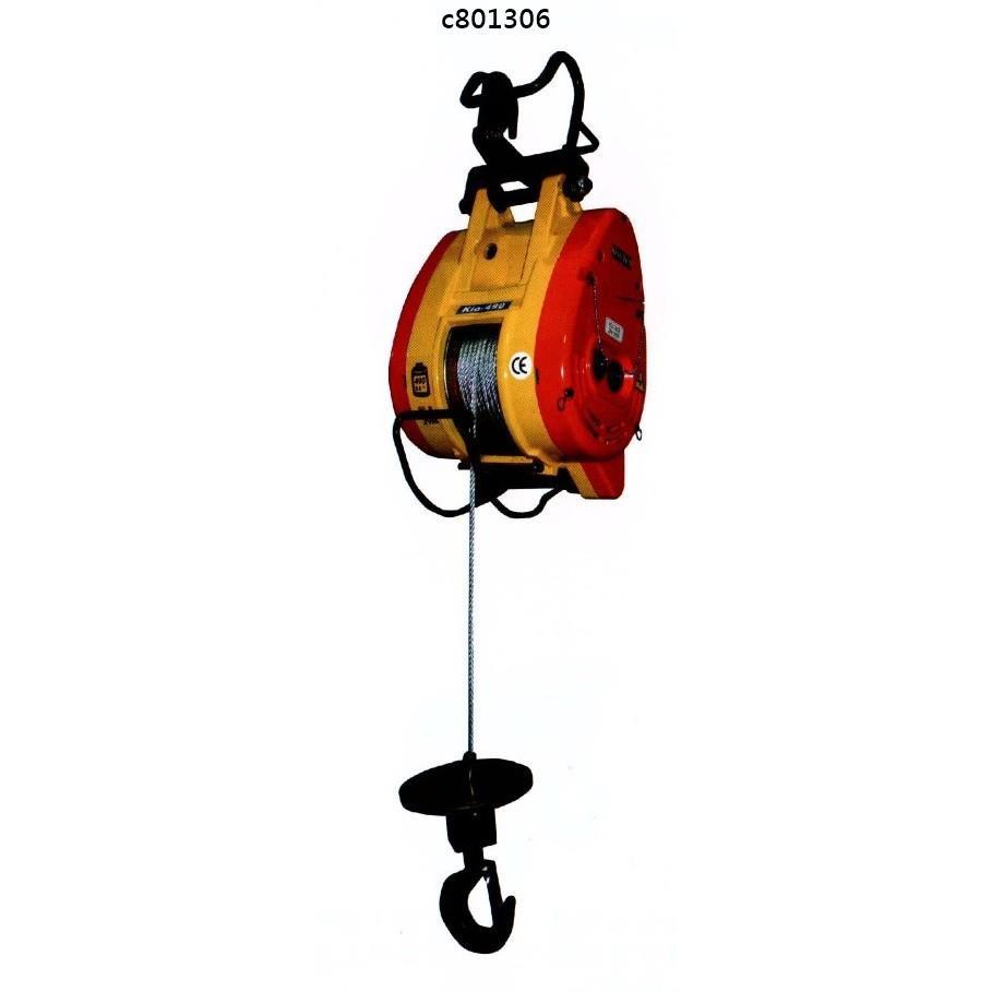 基業牌 KIO 300kg-500kg 小金剛 電動吊車 捲揚機 高樓小吊車 快速捲揚機 吊磚機 手拉吊車