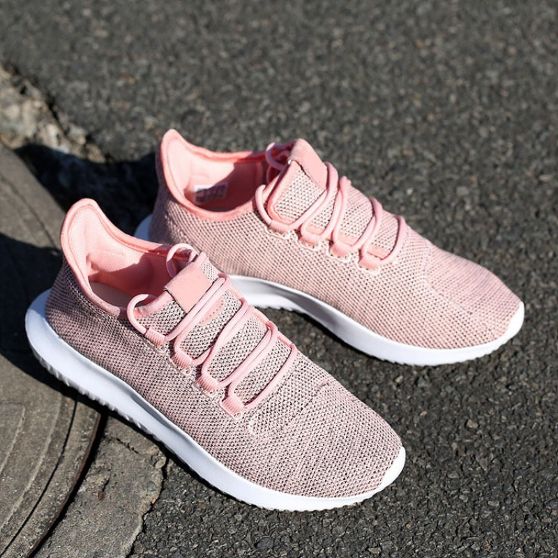 recognized brands get new really comfortable Adidas Tubular Shadow Knit Pink 粉紅BB8871🔺Successful R-Man🔺