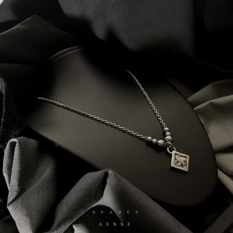 【 AENSE 】 項鍊 Necklace / Spades系列