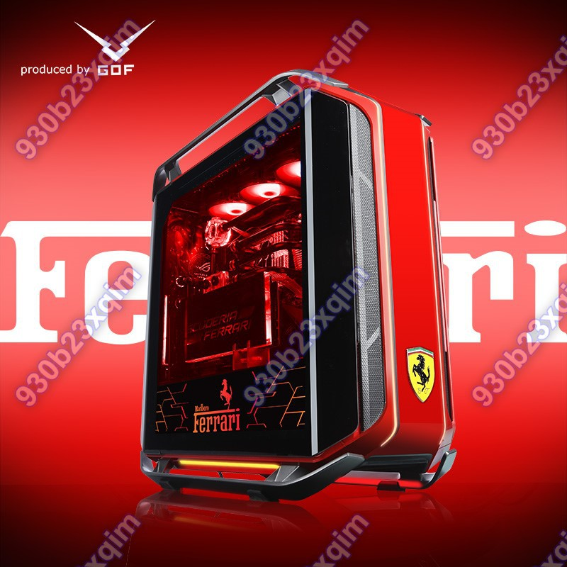 【高端電競】GOF工蜂AMD酷睿 R9 5900X\/RTX3080TI顯卡分體式水冷游戲電腦主機