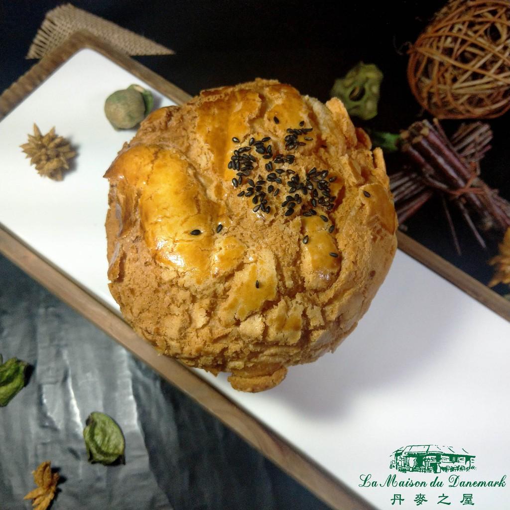 丹麥之屋 - 紅豆麻糬菠蘿
