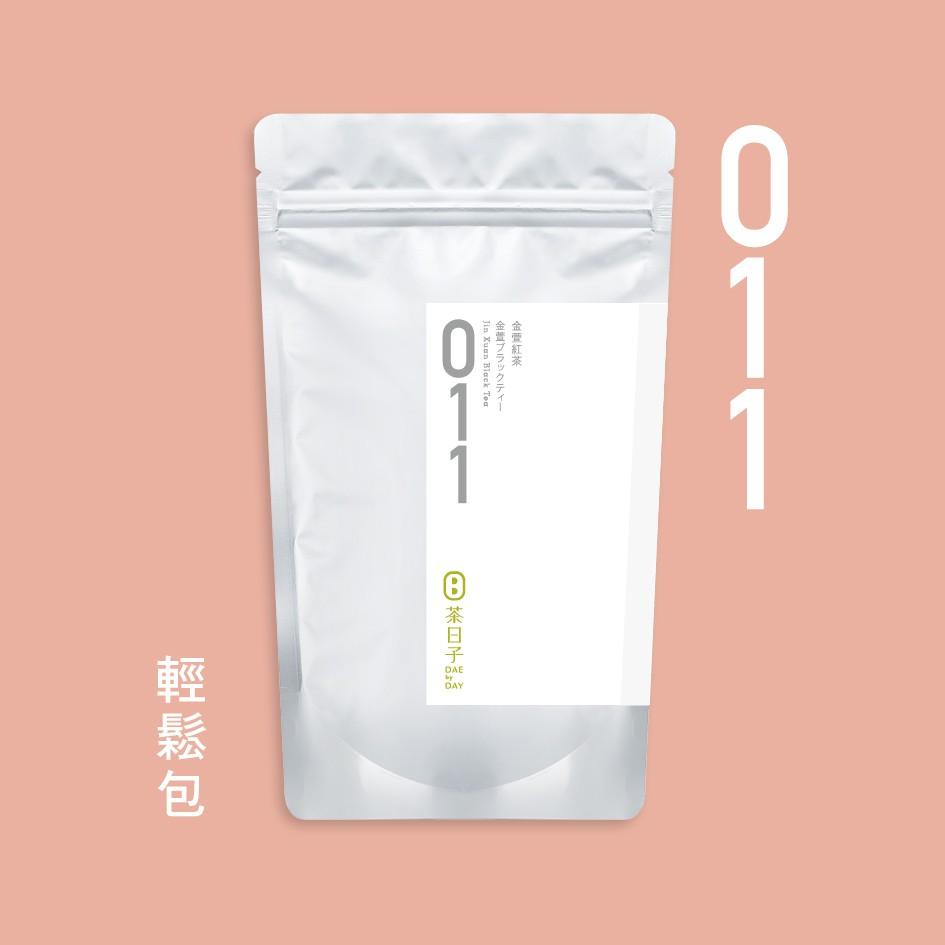【茶日子】Dae 011   金萱紅茶 輕鬆包