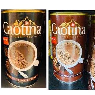 可提娜Caotina頂級瑞士黑巧克力粉 &巧克力粉500g 高雄市