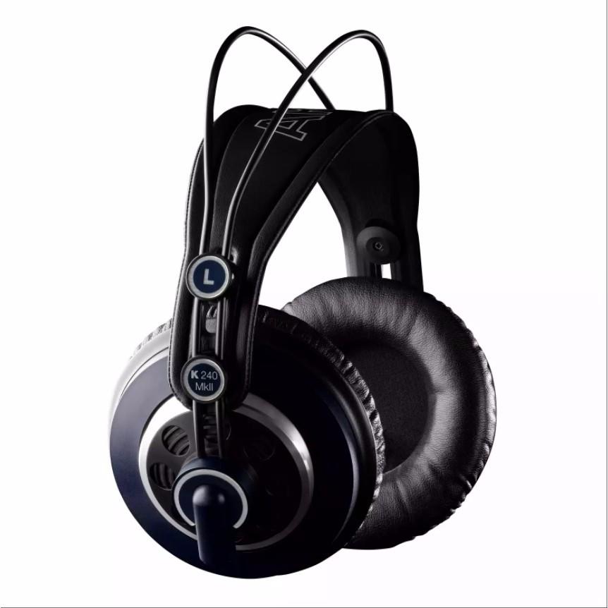 AKG K240 MKII專業經典監聽耳機《公司貨保固》