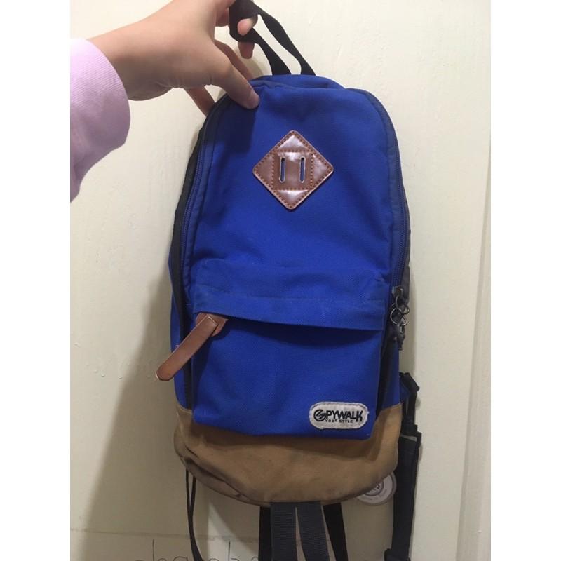 spywalk 後背包 側背包 雙用包