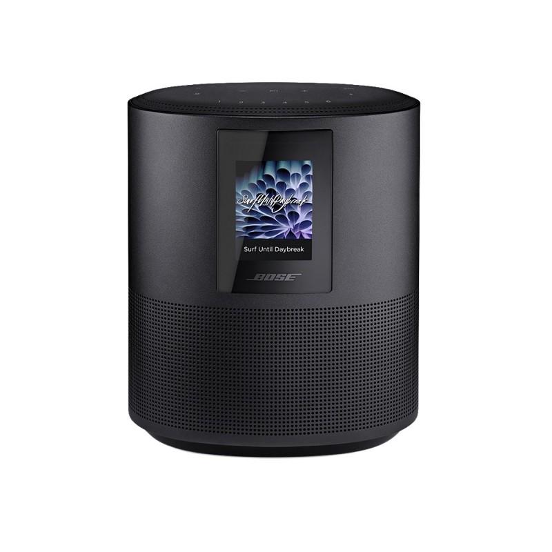 Bose Home Speaker 500 智慧型揚聲器(台灣公司貨 黑色))