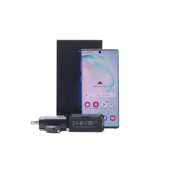 【台中青蘋果】Samsung Galaxy Note10 N9700 銀 8+256G 二手 手機 #52806