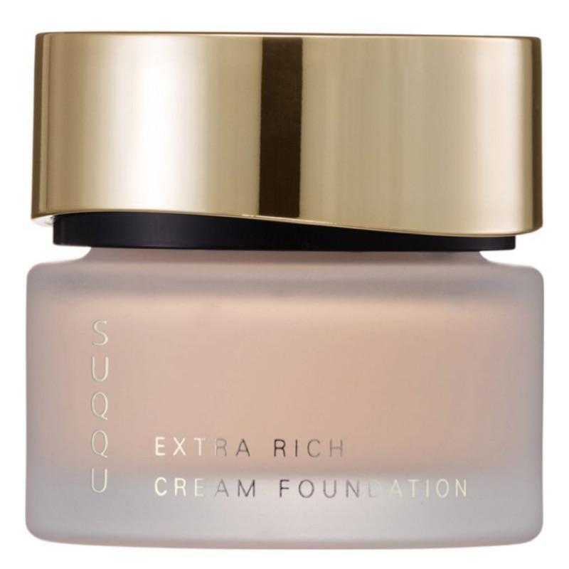 SUQQU 晶采極潤粉霜 Extra Rich Cream Foundation