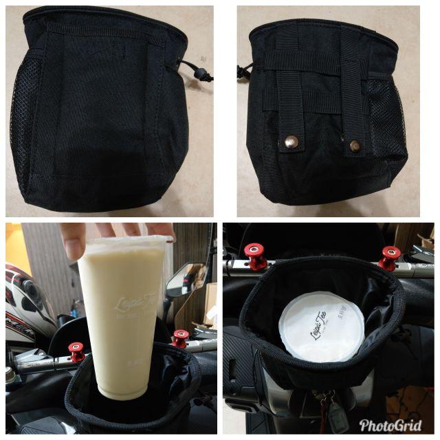 2020新款加大加厚多功能橫桿置物袋 飲料袋 防水尼龍袋  重機 刺激 xct TL500 gogoro xmax