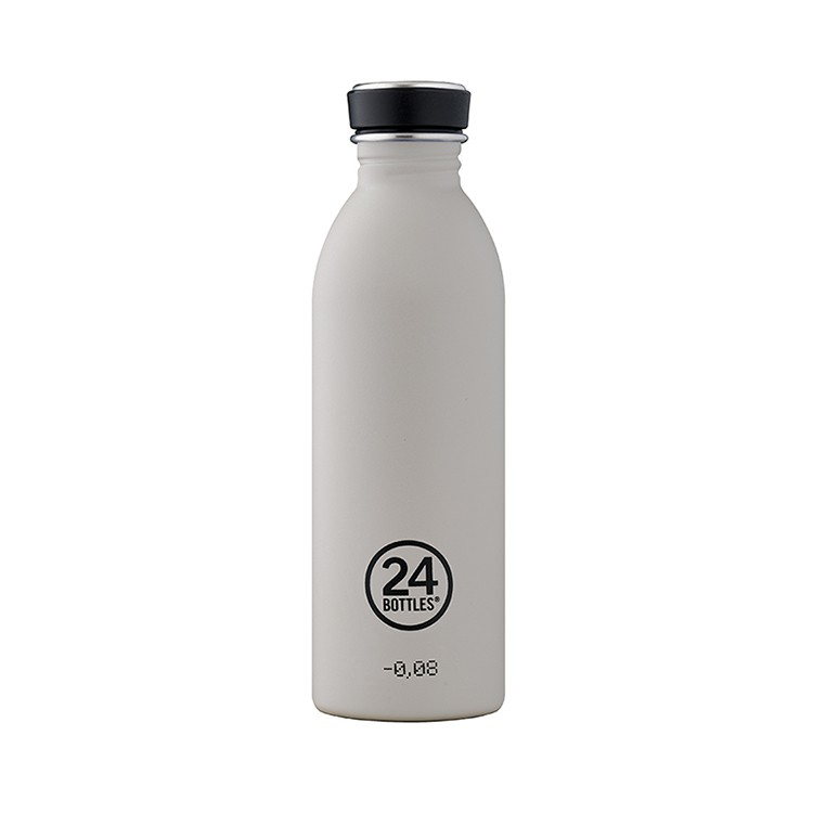 義大利 24Bottles 城市水瓶 500ml - 淡雅藕