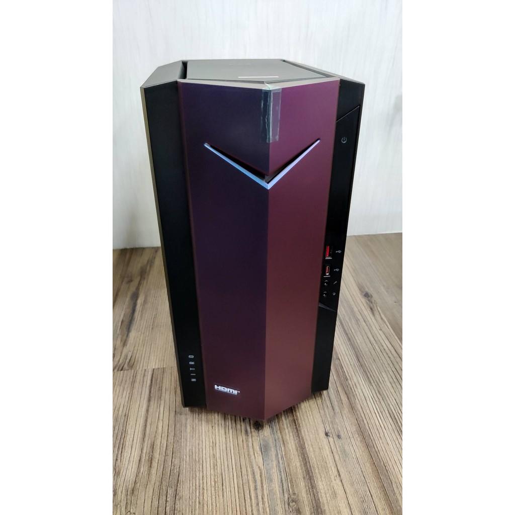 現貨 3060TI 主機 同ACER Nitro N50-610 SE 10代i7八核RTX獨顯桌機/電腦 9.999新