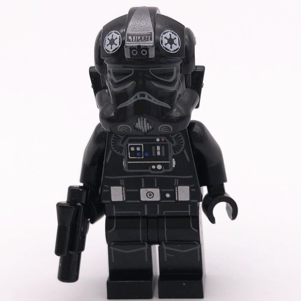 LEGO 樂高 星際大戰人偶 鈦戰機飛行員 含武器 75211