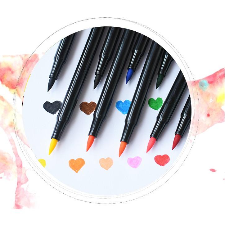 可食用色素色粉裱花筆食品級翻糖蛋糕烘焙餅乾紅色勾線寫字餅材料