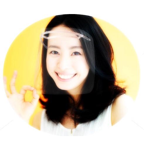 【調皮鬼國際精品鋪】日本製SHARP奈米蛾眼科技防護面罩(原廠正品) 防疫面罩 醫護面罩  夏普奈米蛾眼科技防護面罩