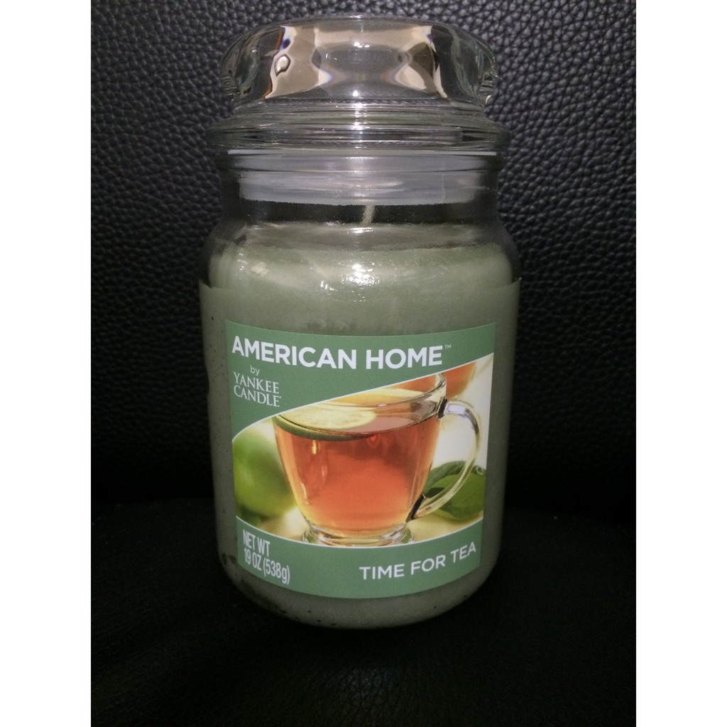 Yankee Candle XYCE069T TIME FOR TEA 蠟燭 19oz