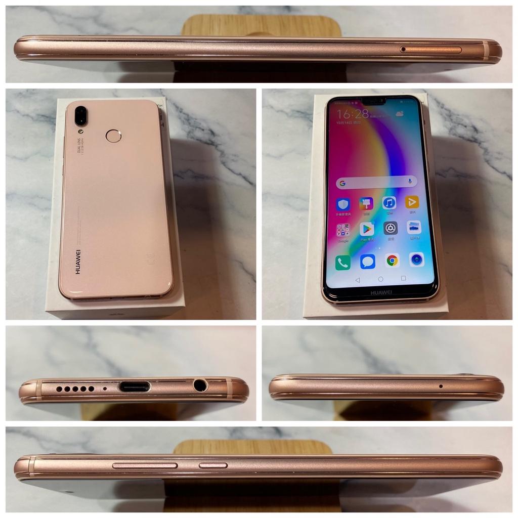 二手機 華為 Huawei nova 3e 4G+64G 9成5新 台灣版【歡迎舊機交換折抵】027