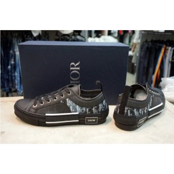 嘉慧二手 Dior Homme 黑色 B23休閒鞋 運動鞋