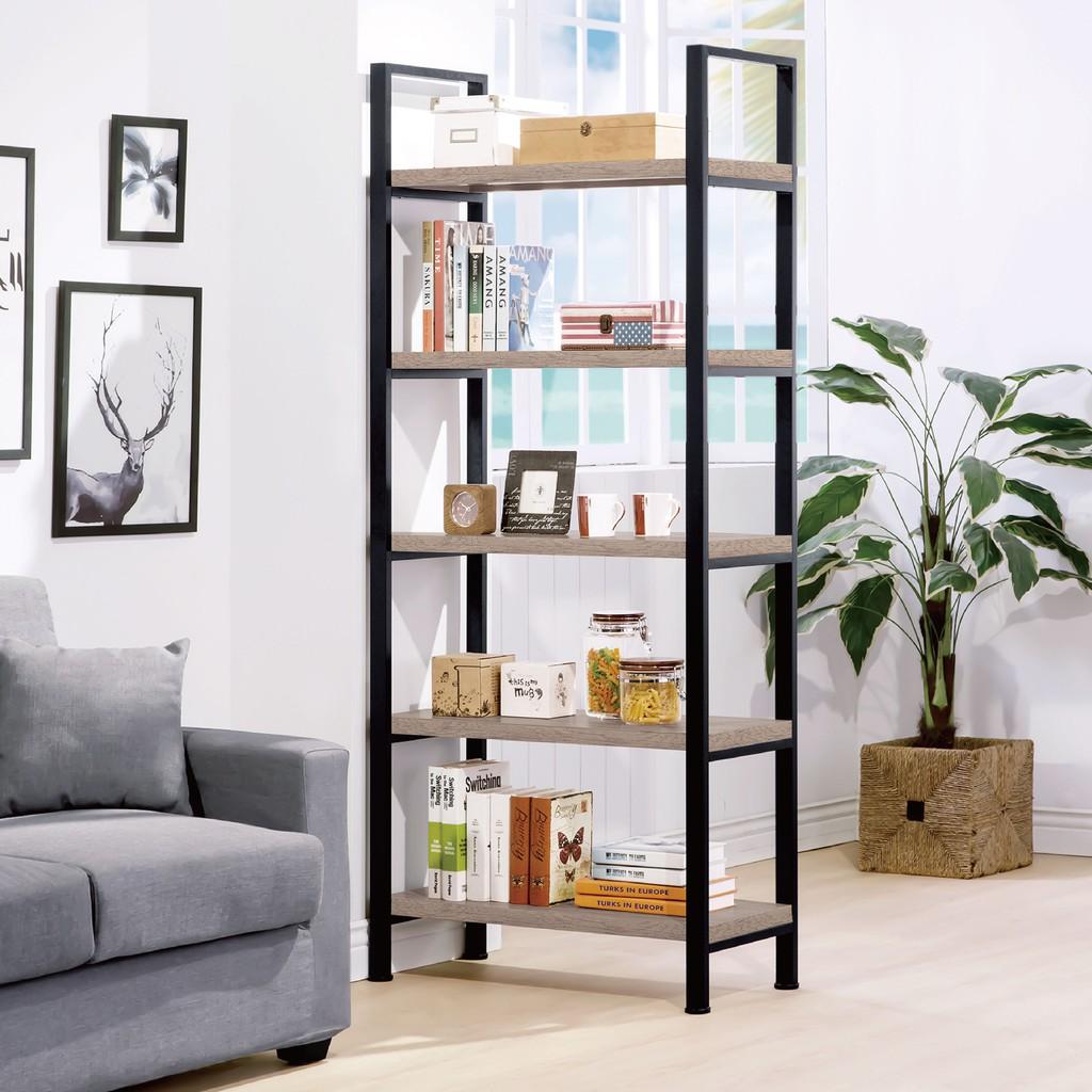 【80cm玄關架-B350-03】書房 書櫃 書架 櫥櫃 層架收納整理 【金滿屋】