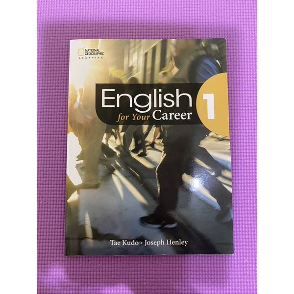 English for Your Career 1