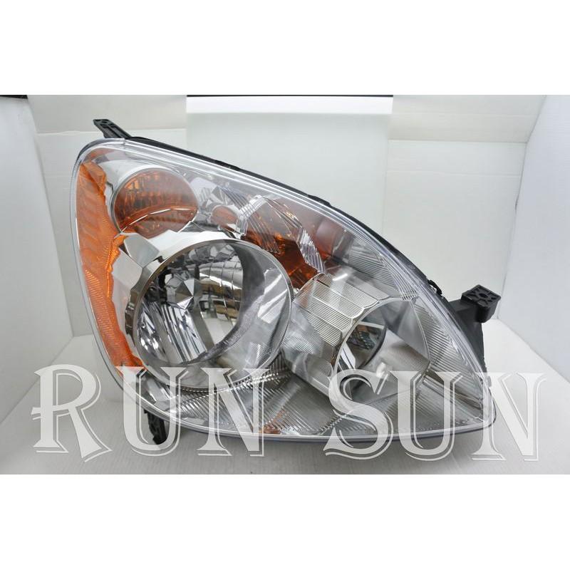 ●○RUN SUN 車燈,車材○● 全新 本田 2005 2006 CRV 2.5代 原廠型晶鑽 大燈 一顆2700