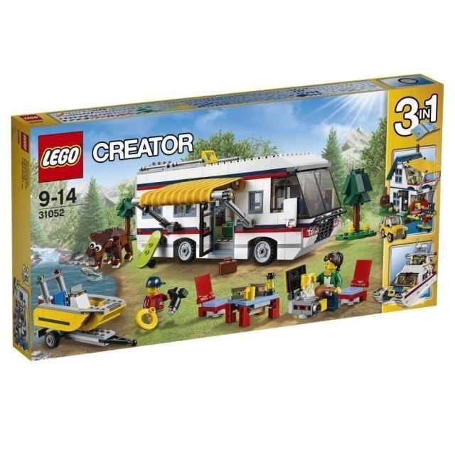 [玩樂高手附發票]公司貨 樂高 LEGO 31052 度假露營車