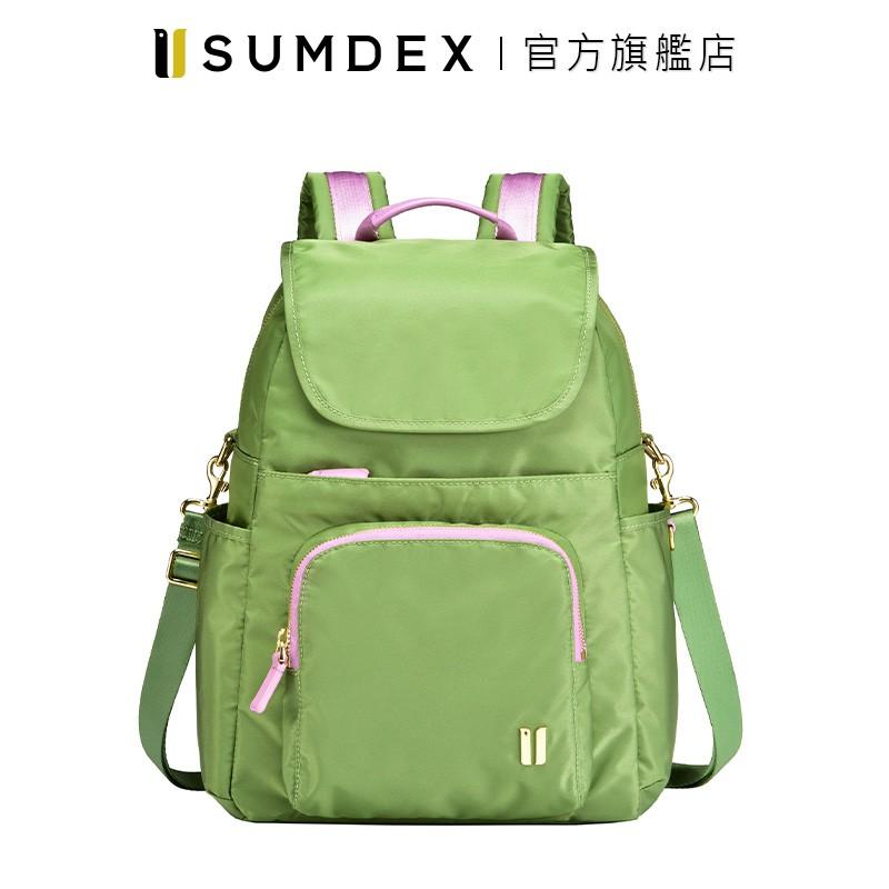 Sumdex|都會三用後背包 NOD-765LS 綠色 官方旗艦店