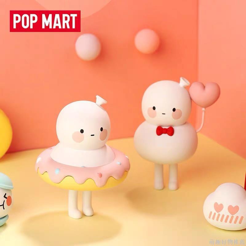 【正版】 bobococo 氣球人系列 盒抽 公仔 pop mart 泡泡瑪特正版公仔#666