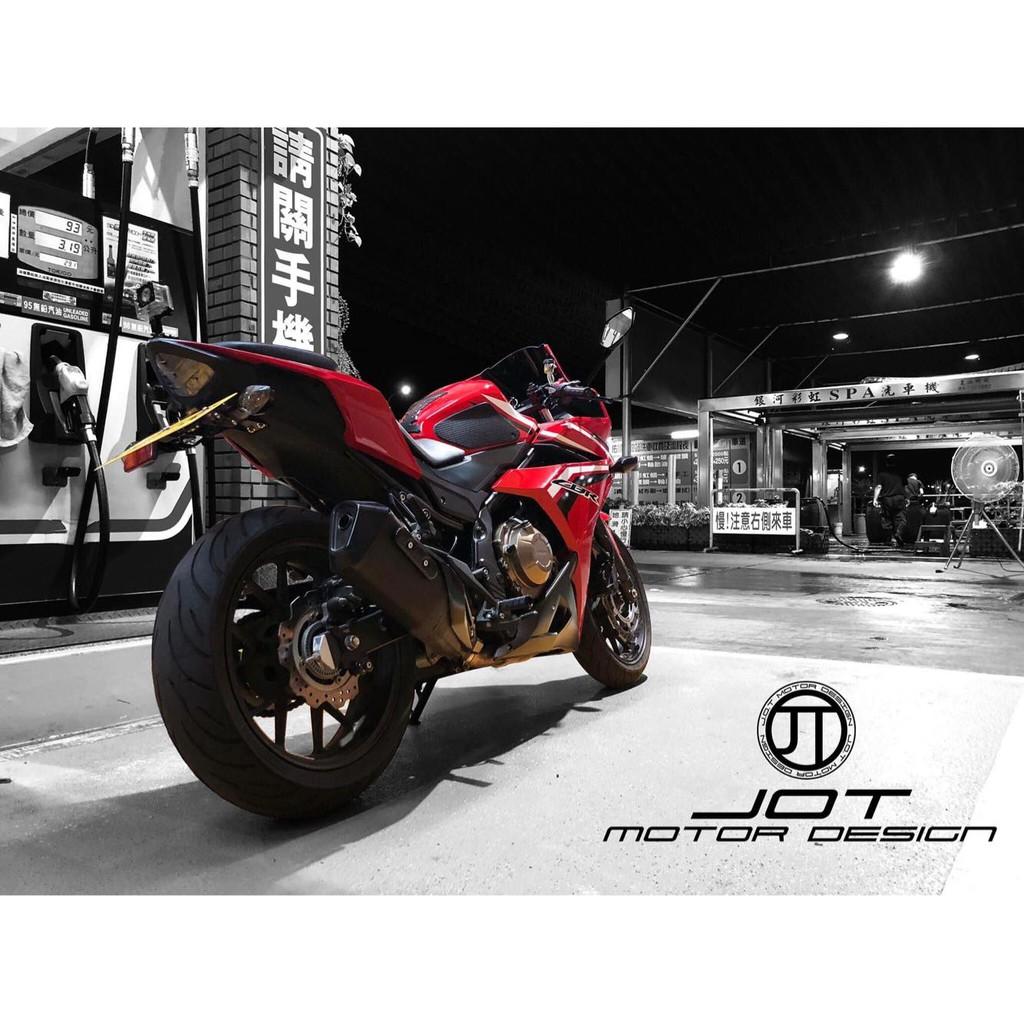 【泰格重車】JOT Xcross HONDA CBR500R 2016~ 短牌架 後牌架 短牌 牌架 CBR 500R