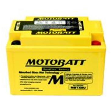 【KIRI】 MOTOBATT 黃色電池 黃色電瓶 MBTX9U KYMCO SHADOW 300 GTi