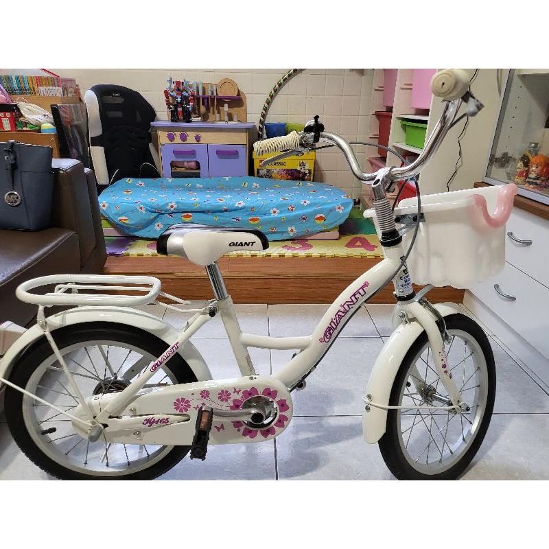 二手捷安特16吋兒童腳踏車(100-120公分)型號KJ165,限新竹市自取