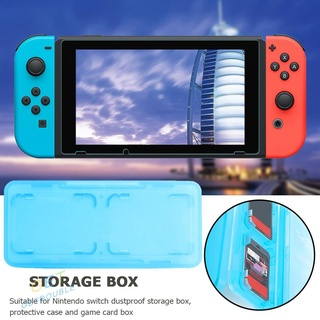 帶我走! 4 合 1 遊戲卡盒夾防塵,  用於 Nintend Switch Ns 卡收納盒