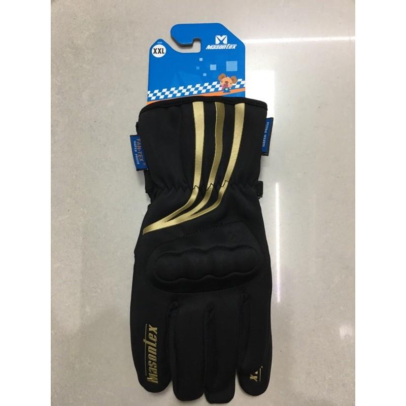 Masontex 防摔手套 防水手套 內刷絨手套 冬季手套 防風手套 保暖手套 騎士手套 護具手套
