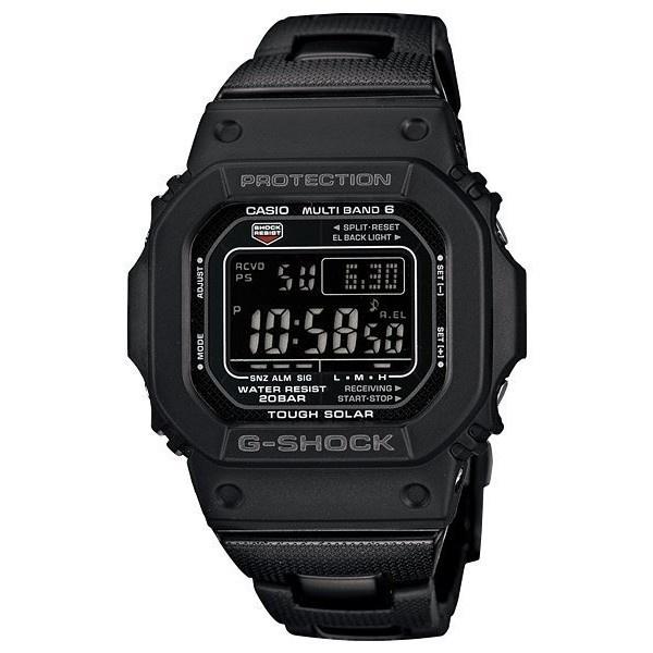 【現貨日版買到賺到】全新CASIO G-SHOCK GW-M5610BC-1 JF複合式錶帶光動能電波表6局GXW-56