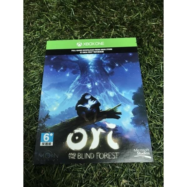 Xbox one 數位遊戲 聖靈之光 ORI