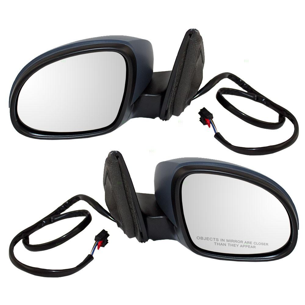 Tiguan 2009-2015大眾單邊後視鏡座-支援電折鏡片加熱