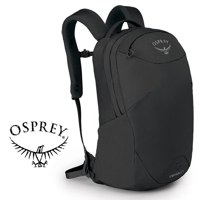 【Osprey 美國】Centauri 22L 城市背包 電腦背包 日常後背包 哨兵灰 (Centauri22)
