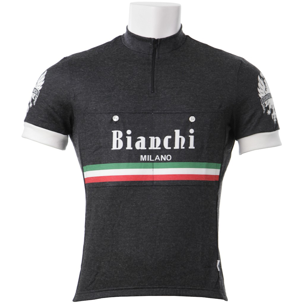 Nalini Bianchi Milano Hozan 專業車衣 黑色, 尺寸: S