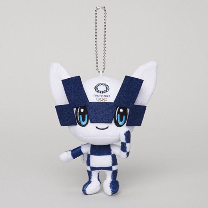 現貨藍色日本🇯🇵2020東京奧運娃娃吊飾