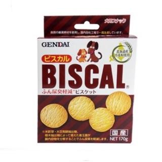 《胖嘟嘟寵物坊》日本現代 BISCAL 必吃客 狗用除臭餅乾 300g 狗零食 狗餅乾 除尿臭便臭 台中市