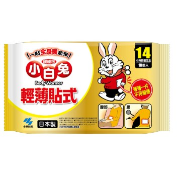 現貨 熊麻吉 小白兔 手握式 貼式 暖暖包 日本製 台灣製 寒流必備 經痛  太陽暖暖包【CF-05B-88008】